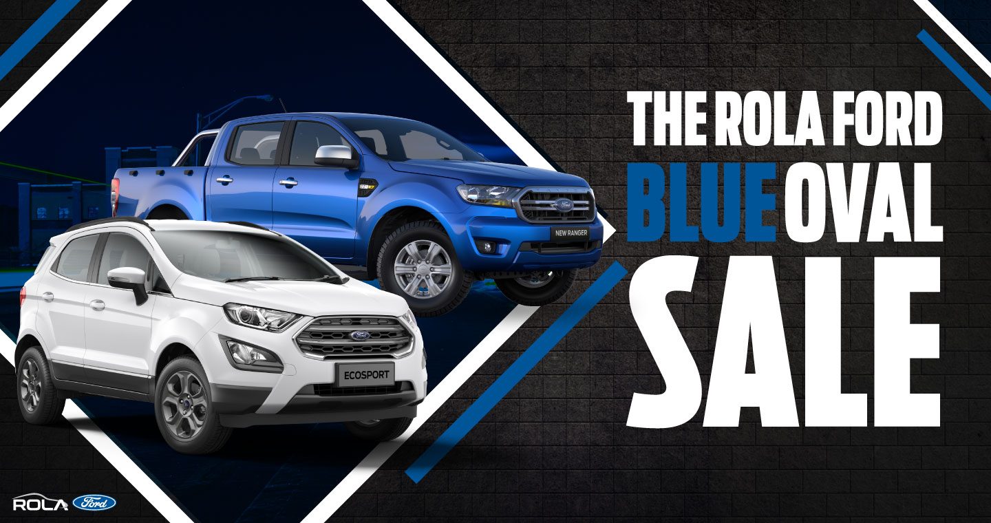 Rola Ford Blue Oval Sale