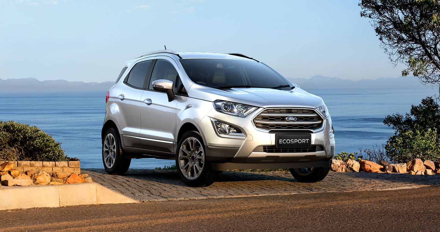 The Ford EcoSport Safety