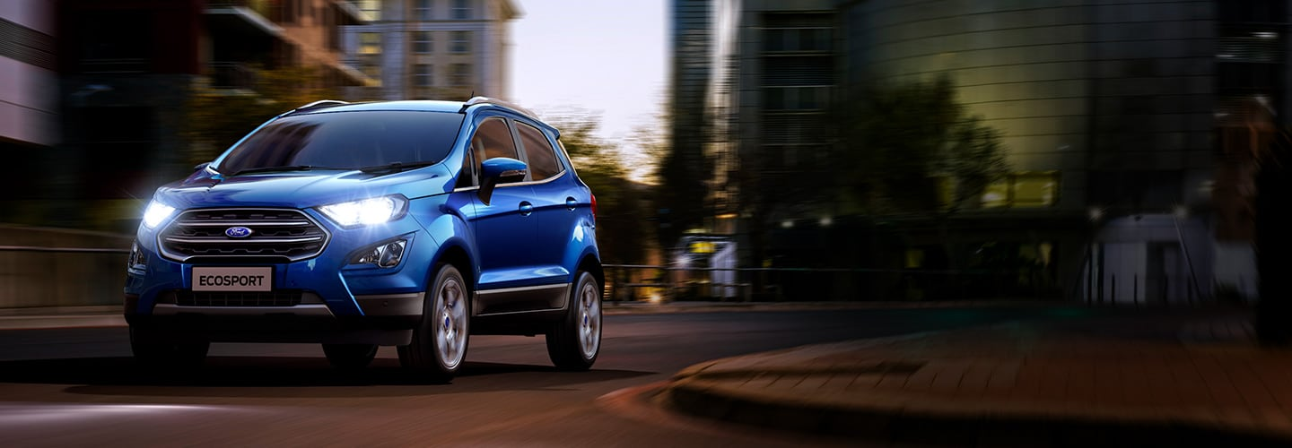 The Ford EcoSport Technology