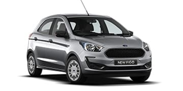 The Ford Figo 1.5 MT Sedan