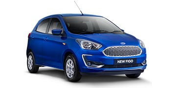 The Ford Figo Trend Hatch