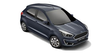 The Ford Figo TITANUIM Hatch